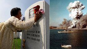 70 let od Korejské války připomínají unikátní fotky. USA pošlou pozůstatky 147 vojáků