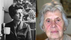Saze z mrtvých těl padaly přímo na nás, šokuje pamětnice Hana Kumperová