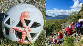 Mladý horolezec se zřítil ze skalní stěny: Záchranáři ukázali, co ho zachránilo