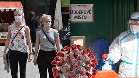 """""""Umrtvení"""" během pandemie Češi chválí. A smekají před doktory, vědci a hasiči"""