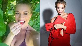 Sexy Lucie Borhyová v plavkách ukázala svoje třešničky! Fanoušci šílí!