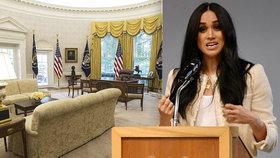 Provokatérka Meghan chce kandidovat na prezidentku USA! Už za čtyři roky?