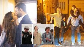 Dohra mejdanu po premiéře 3Bobule: Koho museli nosit, proč tekly slzy a kdo se lepil k láhvi!