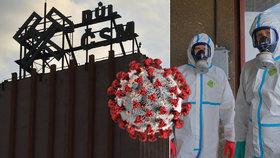 OKD zastavuje těžbu uhlí! Koronavirus se dál nekontrolovaně šíří! Nemocní nevědí, že jsou přenašeči