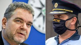 Náměstek policejního prezidenta končí ve funkci. Vild jde šéfovat policii v Plzni