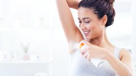 Přírodní deodoranty: V čem se liší od těch klasických a podle čeho vybírat?
