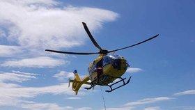 Vážně zraněné dítě (1) na Chebsku: Batole na sebe převrhlo konvici s vroucí vodou!