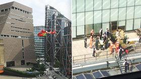 Narušený mladík schválně shodil chlapce (6) z 30metrové výšky: Chtěl být ve zprávách, dostal doživotí