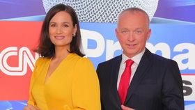 Moderátorka Prima CNN Klára Doležalová (46): Musela do karantény!
