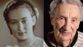 Jarmila přežila čtyři koncentráky a pochod smrti: V Terezíně zachraňovala životy!