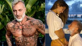 Italský playboy se usadil: Miliardář (52) čeká dítě s mladičkou modelkou (25)!