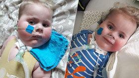Lékaři nechtějí dát Oliverkovi nejdražší lék: Rodina odhalila smělý plán!