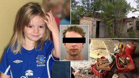 Další stopa v případu ztracené Maddie! Mladá žena popsala pedofilní útok podezřelého Christiana B.