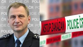 Náměstek ředitele policie Moravskoslezského kraje Daněk se zastřelil! Ve služebním autě u přehrady