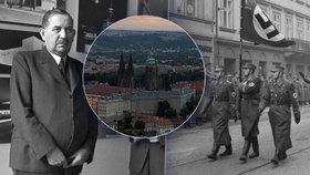 Nacisté z něj udělali primátora, pak se ho chtěli zbavit. Alois Říha (†70) vedl Prahu v nezáviděníhodné době