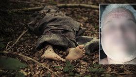 V lese u Českých Budějovic čekal policisty šok: Našli tam mrtvolu bez dokladů!