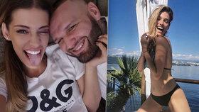 Jasmina Alagič rok po porodu: V luxusu se svlékla a fanoušky to rozohnilo!