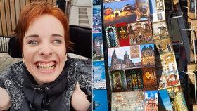 Pohlednice pro Terezu: Postižená žena oslaví  27. narozeniny a její skromné přání může splnit každý!