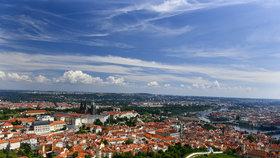 Ceny nových bytů v Praze jsou rok od roku vyšší. Nejdražší jsou v centru, nejlevnější na sídlištích