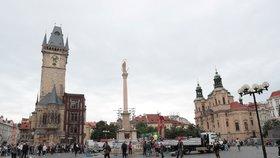 Dárci Mariánského sloupu musí Praze zaplatit milion. Kvůli poplatku za zábor bylo na zastupitelstvu dusno