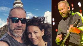 Zpěvák David Koller se tajně potřetí oženil! Jeho vyvolenou je o 27 let mladší Anna