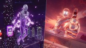 Superhrdinou na vlastní kůži ve virtuální realitě! Recenze Marvel's Iron Man VR