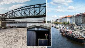 Pražské náplavky lákají na novinky. Kromě barů lze využít dílnu, knihovnu nebo galerie
