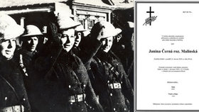 Zemřela veteránka (†96) z bitvy u Sokolova: Zdravotnice Janina ji málem zaplatila životem