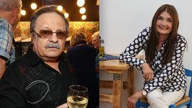 Zpěvačka Voborníková slavila 70 se zpožděním! Proč chyběl manžel Spálený?