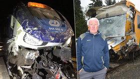Chaos po srážce vlaků: Uvěznění lidé křičeli o pomoc! Nešlo je dostat ven