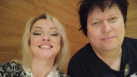 Manžel Gottové posílá vzkaz z Finska: Dominiku miluju! Peníze budou!