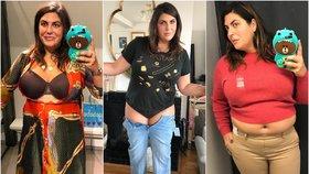 Plus size blogerka kritizuje módní značky: Myslete také na ženy, které nemají postavu modelky