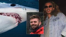 Mladíky napadl žralok a jednomu ukousl nohu! Popsali krvavou lázeň i boj o život
