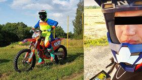 Mladý motorkář Tomáš (†27) zemřel na trati: Ochotný a suprový člověk, pláčou přátelé