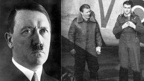 Lidé v Bubenči uctili památku československých letců: Před 80 lety se postavili Hitlerovi v bitvě o Británii