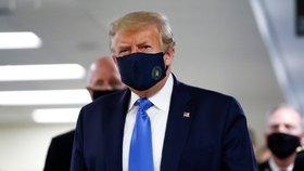 """Bojí se prohry? Trump zmínil odklad prezidentských voleb, budou prý """"zkorumpované"""""""