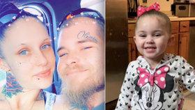 Otec si vytetoval jméno dcerky na čelo: Se svou milenkou pak holčičku (†3) umučil k smrti!