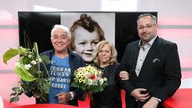 Mrazivý poslední rozhovor v Blesku s Krampolovými: Díky Bohu za Hančino zdraví!