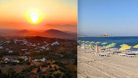 Ostrov Kos jinak: Prázdné pláže, testy zdarma a nevšední zážitky!