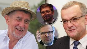 Prospěje Kalouskův konec ke spojenectví proti Babišovi? Opoziční lídři jsou opatrní