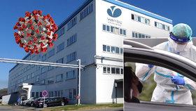Koronavirus pronikl do firmy na Novojičínsku. Hejtman chce na pomoc povolat armádu