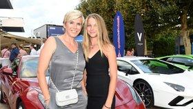 Kateřina Neumannová: Dcera zatím na olympiádu nevypadá