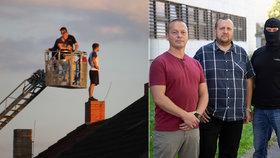 Tři policejní vyjednavači exkluzivně: O šílenci na střeše a nejtěžší zkoušce ohněm