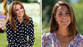 Obrovská změna u vévodkyně Kate: Rozhodla se pro novou image!