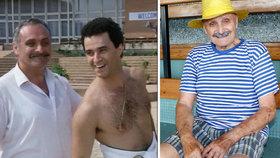 Presidento mio! Otec Martina Dejdara se v 90 letech vrací na stříbrné plátno!