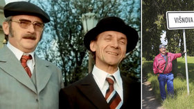 Skutečná pošťačka z Višňové vzpomíná na natáčení Chalupářů: Co práskla na Sováka a další!?
