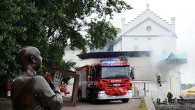 Vyhořelá Kampa se o víkendu opět otevře. Opravy muzea ale potrvají několik měsíců