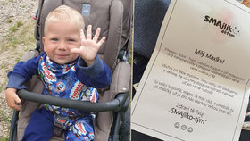 Nemocnému Maxíkovi přišel dojemný dopis: Podporovatelům poděkoval na dálku