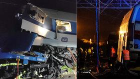 Strojvedoucí Martin (†40) zemřel při srážce vlaků. Bratr mu poslal dojemný vzkaz do nebe