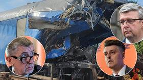 Tragická nehoda u Českého Brodu utnula oslavu padesátin šéfa železnic. Na party byl i Babiš